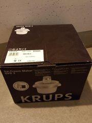 Ice-Cream Maker von KRUPS