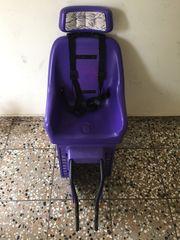 Kettler Kinder -Fahrradsitz Hartschale