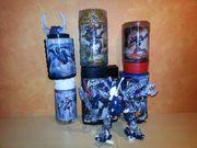 Lego-Bionicles wie StarWars-Figuren od Transformers