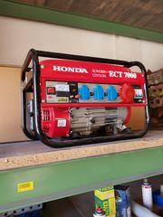 Notstromagregat Stromgenerator HONDA ECT 7000