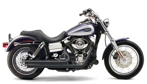 Harley Auspuff Cobra Speedster Dyna