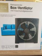 Box Ventilator zu verkaufen