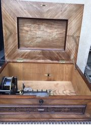 Symphonium wie Kalliope Spieldose Musikautomat