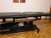 Physiotherapieliege elektrisch höhenverstellbar