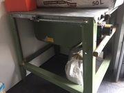 Baukreissäge Meppener Maschinenbau Typ Export