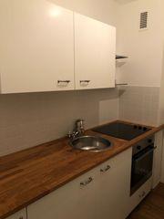 IKEA Küche weiß inkl Ofen