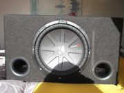 Kicker Comp R Subwoofer Bassbox
