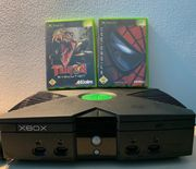 XBOX inkl 2 Spielen und