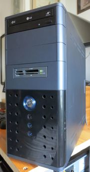 PC Quadcore 1000 Gb HDD
