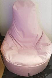 Großer Sitzsack Rosa