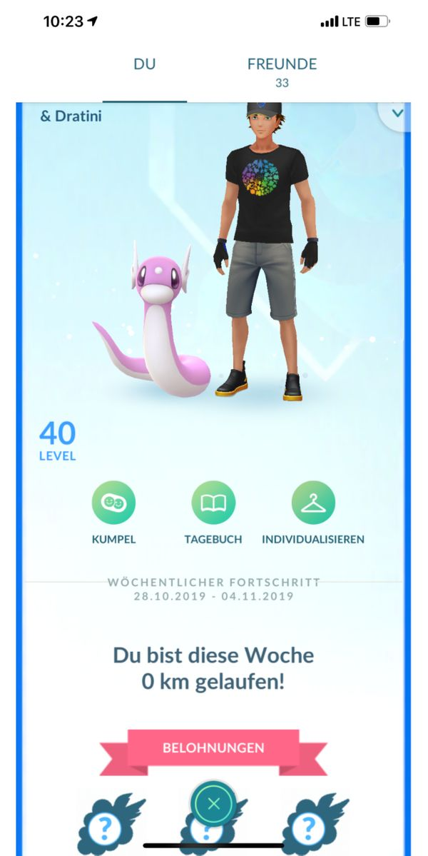 Pokemon Go ACC LVL 40