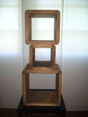 Freistehende Verwandlungskünstler - 3 Lounge Cube