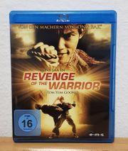 Blu-ray Revenge of the Warrior