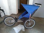 Jogging-Kinderwagen Jogger Buggy ii-20 alloy