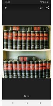 das Brockhaus Enzyklopädie 17 Jahrhundert