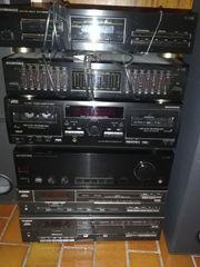 Musikanlage inkl Boxen