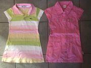 2 Kleider Polokleid Größe 98