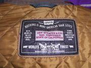 LEVIS JEANSJACKE Mod 71668 blanket