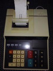 Triumph-Adler 121PD Druckender Tischrechner mit