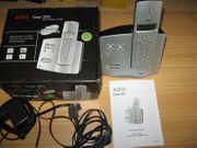 AEG DECT Telefon Casa 205