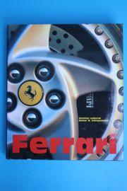 Ferrari - Bildband - Buch - von Hartmut