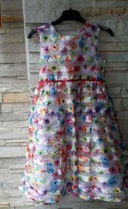 Mädchen Kleid gr 116