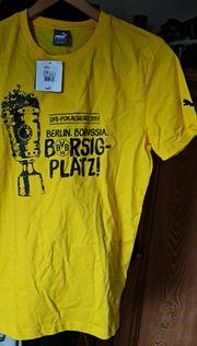 BvB Shirt DFB Pokal