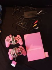 Playstation 2 Pink