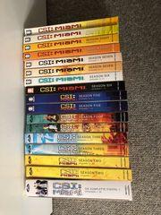 CSI Miami komplette Staffel 1-9