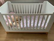 Babybett Kleinkindbett Umbaubar
