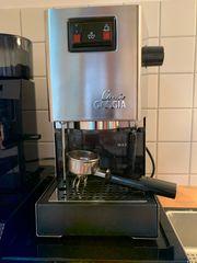 Gaggia Classic Coffee
