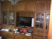 ca 1880 Eichenschlafzimmer--Couch