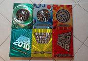 Bücher - Guinness World Records 2008-2013