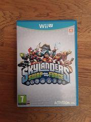 Wii U Spiel Skylander Swap