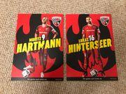 Originale Autogrammkarten FC Ingolstadt 04 -