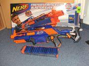 N-Strike Nerf Sammlung