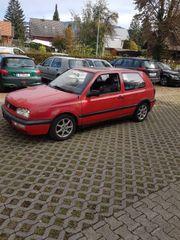 VW Golf 3 Diesel