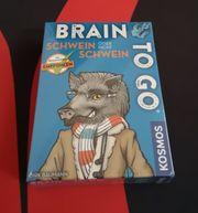 KOSMOS Brain to go - Schwein
