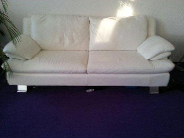 Leder Couch 3 Sitzer Leder