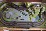 Modellbahn H0 Noch Fertiggelände Altmühl