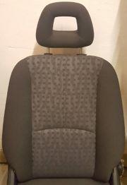 Rechter Autositz Mercedes Benz Vaneo