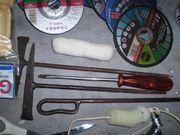 Werkzeug-Flohmarkt