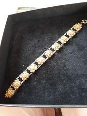 Damen-Armband goldfarben