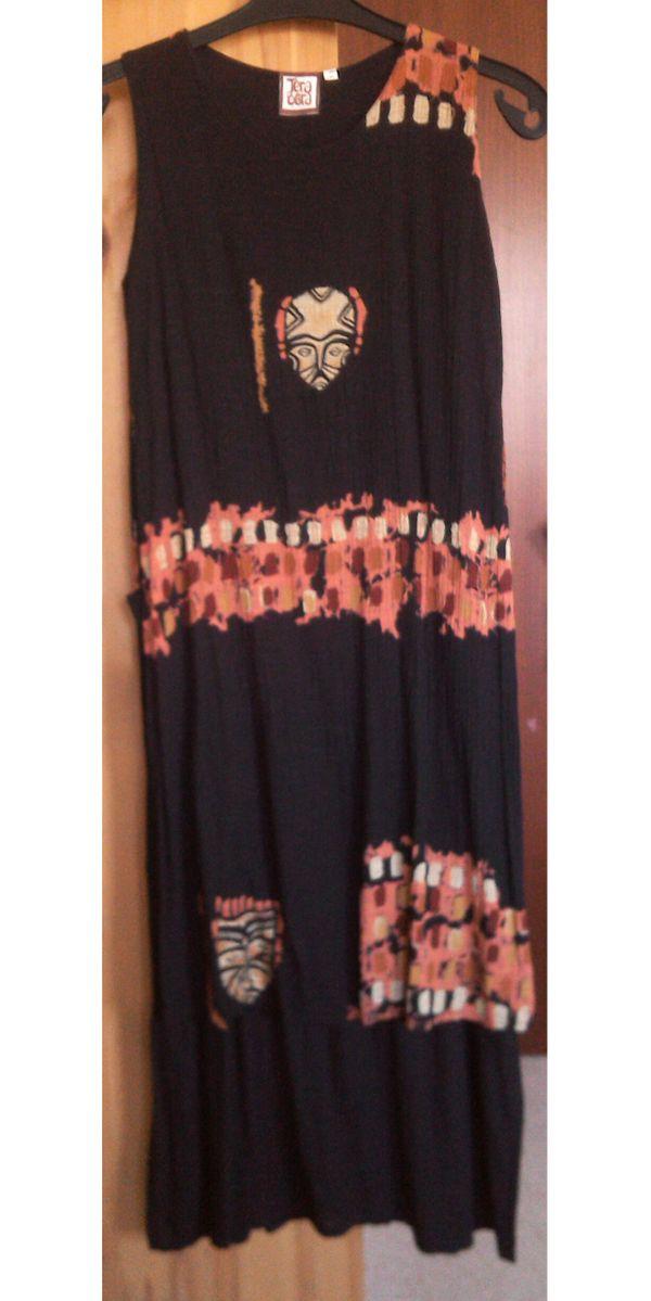 Sommerkleid Maxikleid von TERA BORA