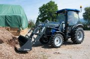 Traktor Schlepper LOVOL M504 Kabine