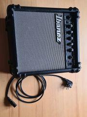 E - Gitarrenverstärker IBANEZ 10