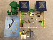 Playmobil 4344 Tierpflegestation mit Freigehege -