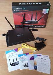 Netgear Nighthawk AC2600 X4S Smart-WLAN-Gaming-Router