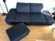 2-Sitzer Sofa Couch Polstergarnitur von