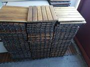 Holzfliesen 210 Stk Ca 20m2